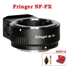 Fringer NF FX AF Lens Adapter for Nikon F to Fujfilm X Fuji AF S AF P Sigma Tamron for X T3 X Pro3 XT30 X T4 X H1 X T100 X T200