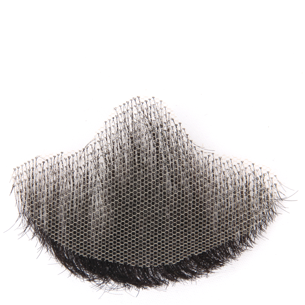humano tecer falsa barba usada na vida