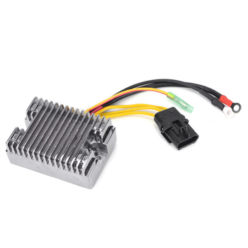 Motorcycle Voltage Rectifier Regulator for Polaris Hawkeye 300 2x4 06-11 4X4 06-07 Sportsman 300 400 4x4 HO 08-10 DC 12V Charger