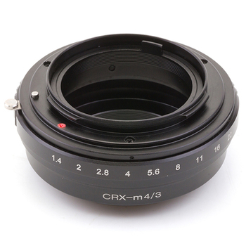 Pixco Lens Adapter Suit For Contarex CRX Lens to Micro Four Thirds 4/3 Camera фото