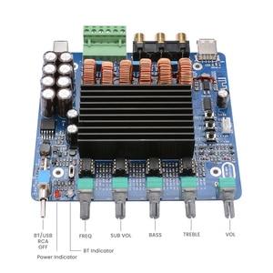 Image 3 - AIYIMA placa amplificadora de potencia TDA7498E, 160W x 2 + 220W, 2,1 canales, Amplificador de sonido Subwoofer, bricolaje, para el hogar y el coche