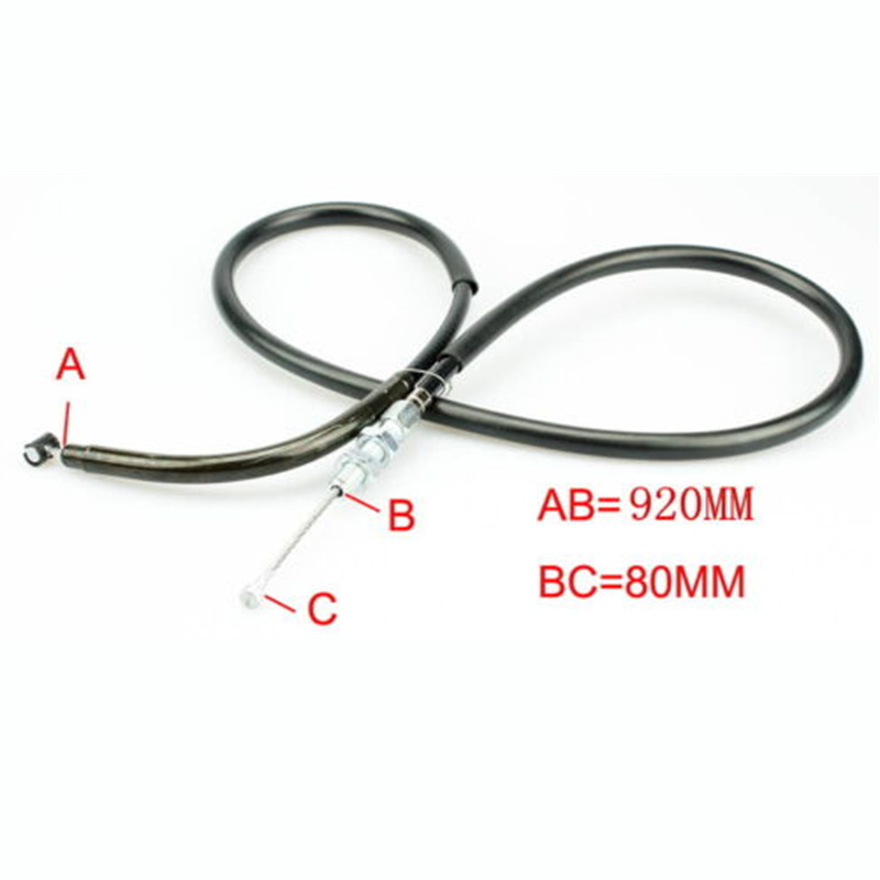 Motorcycle Motorbike Clutch Cable For Suzuki SV 650 S 1999