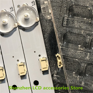 Image 3 - 36Pieces/lot FRO SKYWORTH 32_3X8 Monitor Panel SH32MJE8MY3024000235 8LEDs 595mm 100%NEW