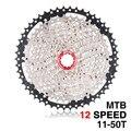 ZTTO 12 Geschwindigkeit 50T Kassette Schwungrad MTB 12 Geschwindigkeit Freilauf Bike Kettenrad für Fahrrad Geändert Zubehör