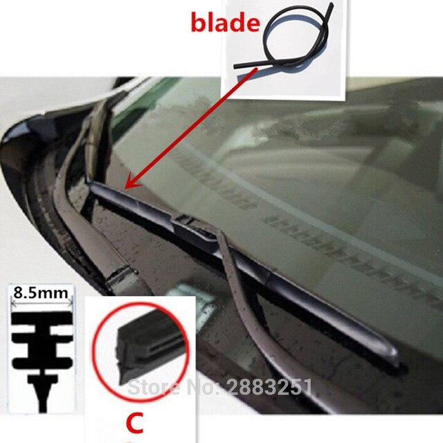 Recharge de lame dessuie-glace de voiture | Livraison gratuite, lame dessuie-glace de voiture (recharge) pour grand mur H5 H3 H6 SAFE M4 accessoires de voiture