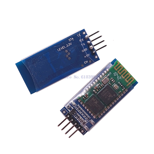 A5-- HC-06 For bluetooth serial pass-through module wireless serial communication from machine Wireless <font><b>HC06</b></font> For <font><b>arduino</b></font> image