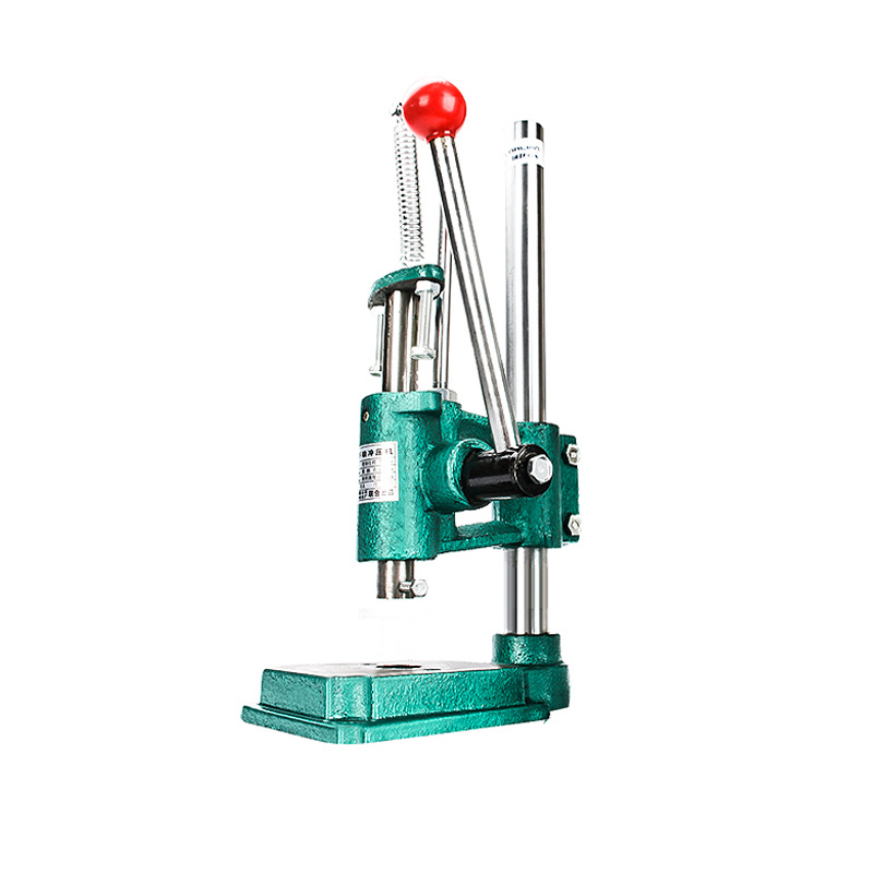 JM 16  Manual Round Head Presses Machinehand Press Machine Small Industrial Hand Press Industrial Mini Punch Pres