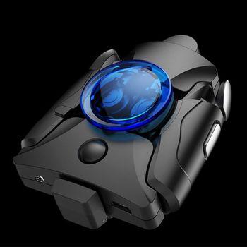 ¡Novedad de 2020! Controlador móvil PUBG, disparador automático de alta frecuencia para videojuegos, para teléfonos móviles