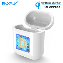 Convenience Wireless Charger Box For AirPods Protective Case Receiver Airpod