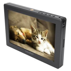 Image 3 - LILLIPUT A7S 7 นิ้วหน้าจอ IPS 1920*1200 4K Full HD Monitor กล้องมุมกว้าง 170 องศาสำหรับกล้อง DSLR