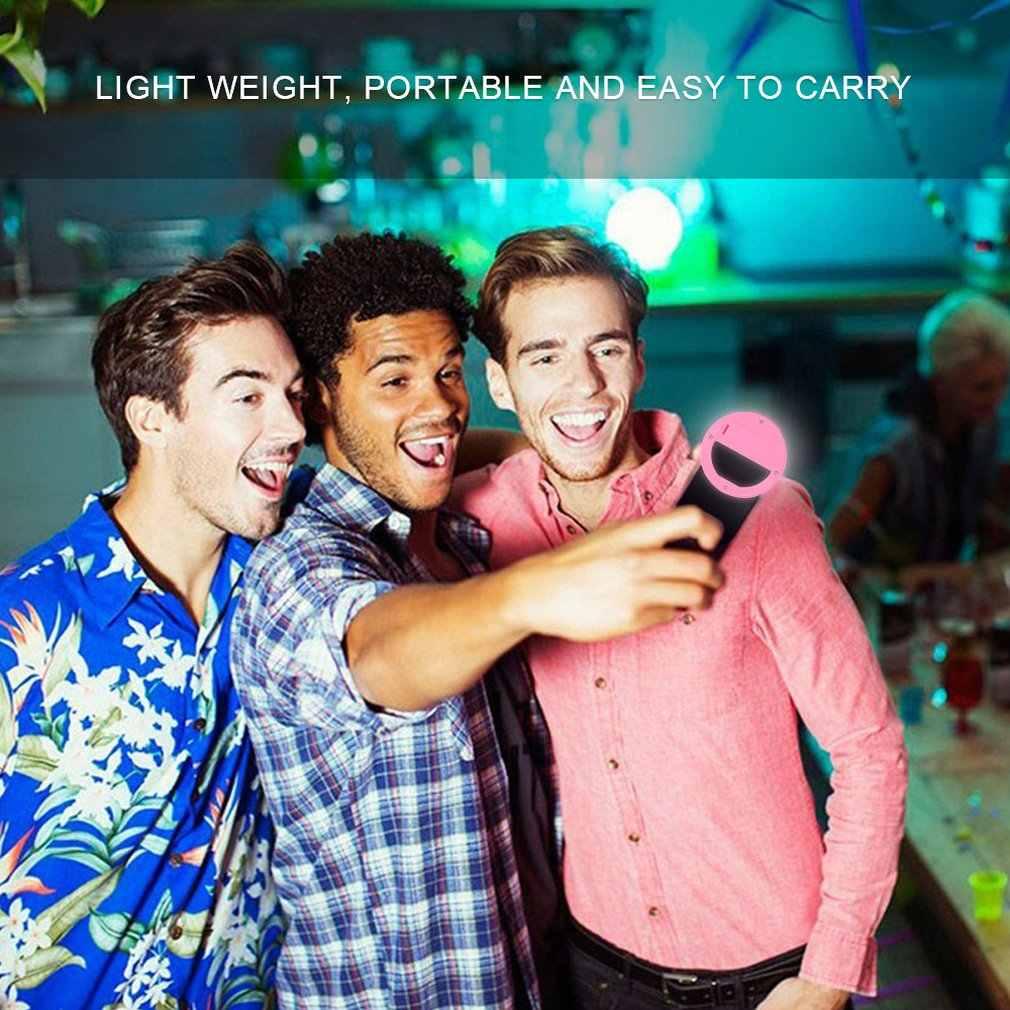 Gậy chụp hình Selfie LED Vòng Đèn LED Di Động Điện Thoại Di Động 36 ĐÈN LED Selfie Đèn Dạ Quang Macro Lấp Đầy Ánh Sáng HD Di Động Ống Kính Cho iphone