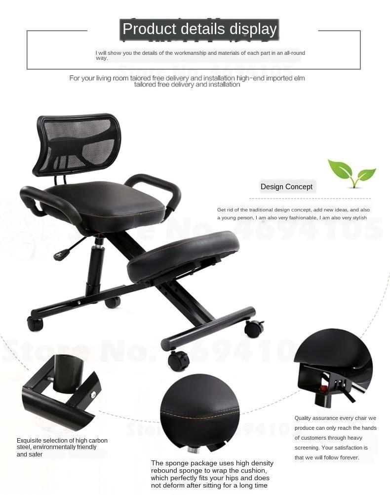Najlepiej sprzedający się ergonomiczny klęczący krzesło
