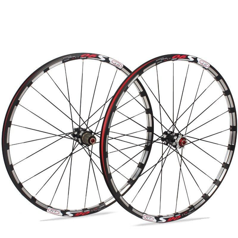 S90 wheelset 26-inch 27.5-inch mountain wheelset direct pull 5 Peilin disc brake 120 rings