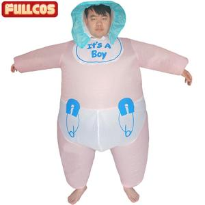 Image 5 - Надувной детский костюм для женщин и мужчин, надувной наряд для взрослых, вечевечерние НКИ, ночи, Хэллоуина, карнавала, косплея, надувной наряд для младенцев