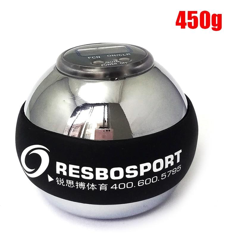 Наручные Мощность мяч шар на гироскопе с металлическими дужками ослабления мускулы, который поможет избавиться от самозапуска тренажерный...