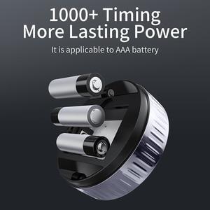Image 3 - Baseus Digital LED Timer Küche Magnetische Countdown Countdown 99 Minuten 55 Sekunden Kochen Alarm für Kochen Lehre Treffen