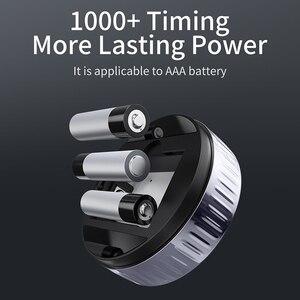 Image 3 - Baseus dijital LED zamanlayıcı mutfak manyetik geri sayım Count Down 99 dakika 55 saniye pişirme alarmı pişirme öğretim toplantısı