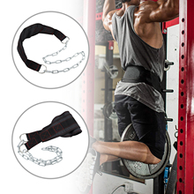 Heavy-Metal-Belt for Fitness-Equipment Weight And Exercise Looking Used-For