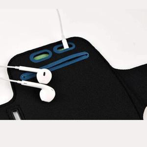 Спорт на открытом воздухе держатель телефона нарукавник чехол для Samsung Тренажерный зал Бег Телефон сумка повязки Чехол держатель телефона ...