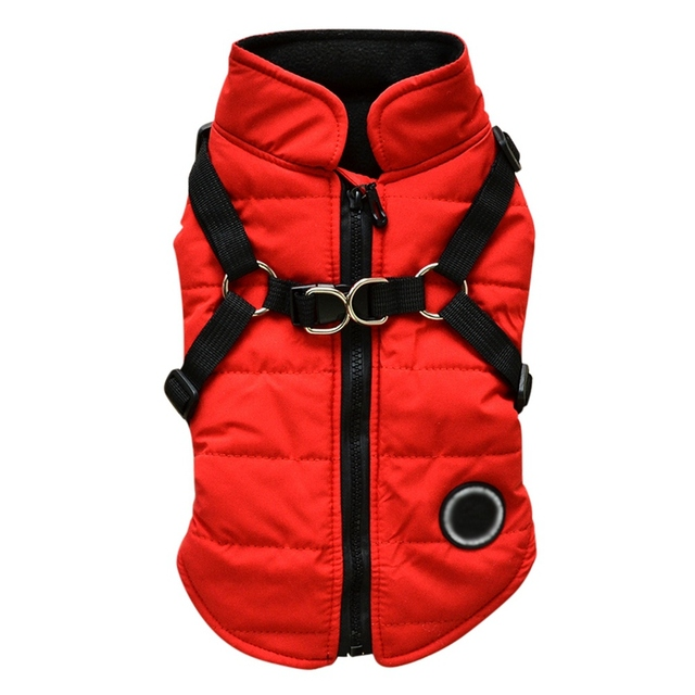 Dog Vest With Harness 8