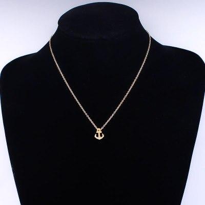 Классические африканские карты ожерелье и кулон для женщин и мужчин ожерелье Золото Серебро Цвет колье Африке Ювелирные изделия - Окраска металла: Покрытие антикварной бронзой