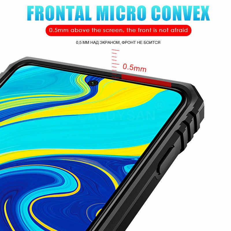 Cao Cấp Chống Sốc Điện Thoại Xiaomi 9 SE A3 Note 10 9T Pro 10 Lite Redmi 7A 8A note 9 S 8T 8 7 9 Pro Max K20 K30 Ốp Lưng