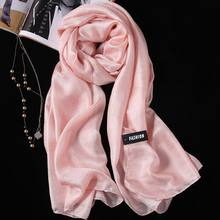 Summer New Style Holland Flax Silk Scarves Seaside Sun-resistant Beach Towel Shawl Fashion Gift Solid Color Scarf(China)