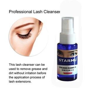 Image 4 - Super Eyelash Glue Eyelash Extension Glue Adhesive, Primer, Cleanser, Remover for Individual False Eyelashes Use