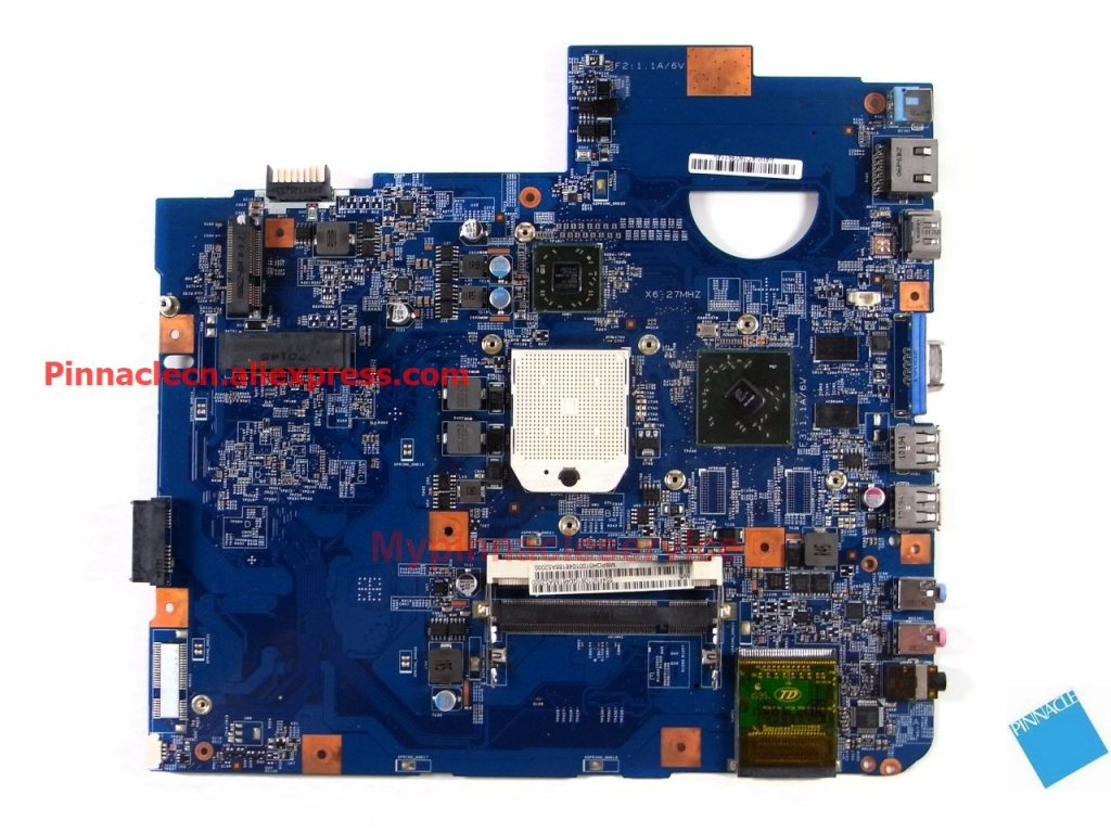 MBPQH01001 <font><b>Motherboard</b></font> for <font><b>ACER</b></font> <font><b>Aspire</b></font> 5542 <font><b>5542G</b></font> 48.4FN02.011 image