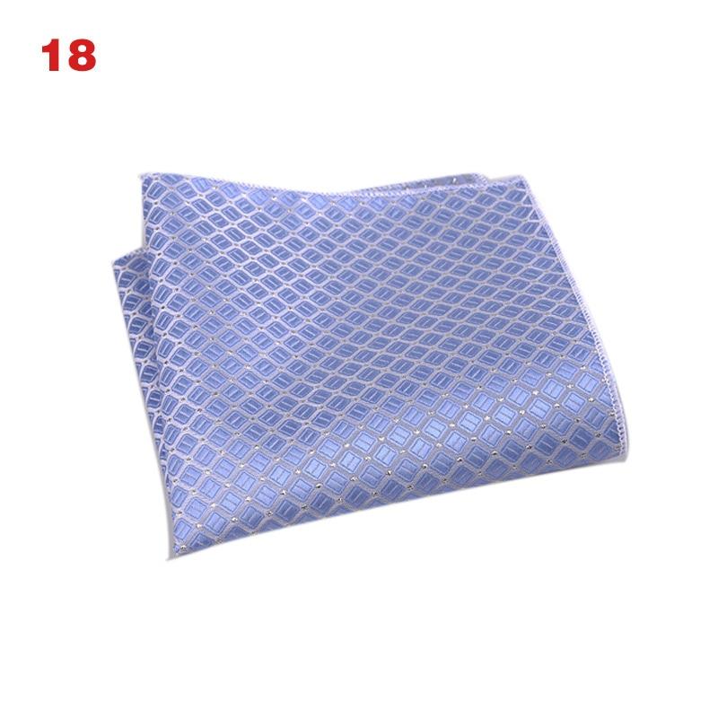 Handkerchiefs Vintage Cotton Handkerchiefs Men's Square Pocket Pocket Handkerchiefs Rose Paisley Flower