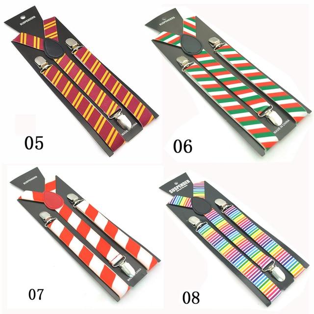 Ανδρικές γυναικείες τιράντες σε 8 διαφορετικά χρώματα