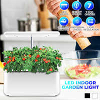 Ecoo Grower Indoor Plant Hydroponics Grow light Soilless Cultivation Plant Grow Light Auto Flower Nursery Pot For Plant Nursery