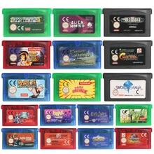 32 Bit Video Game Cartridge Console Card Sword of Mana EU Version For Nintendo GBA