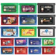 32 Bit Video oyunu kartuşu konsolu kart kılıç Mana için ab versiyonu Nintendo GBA