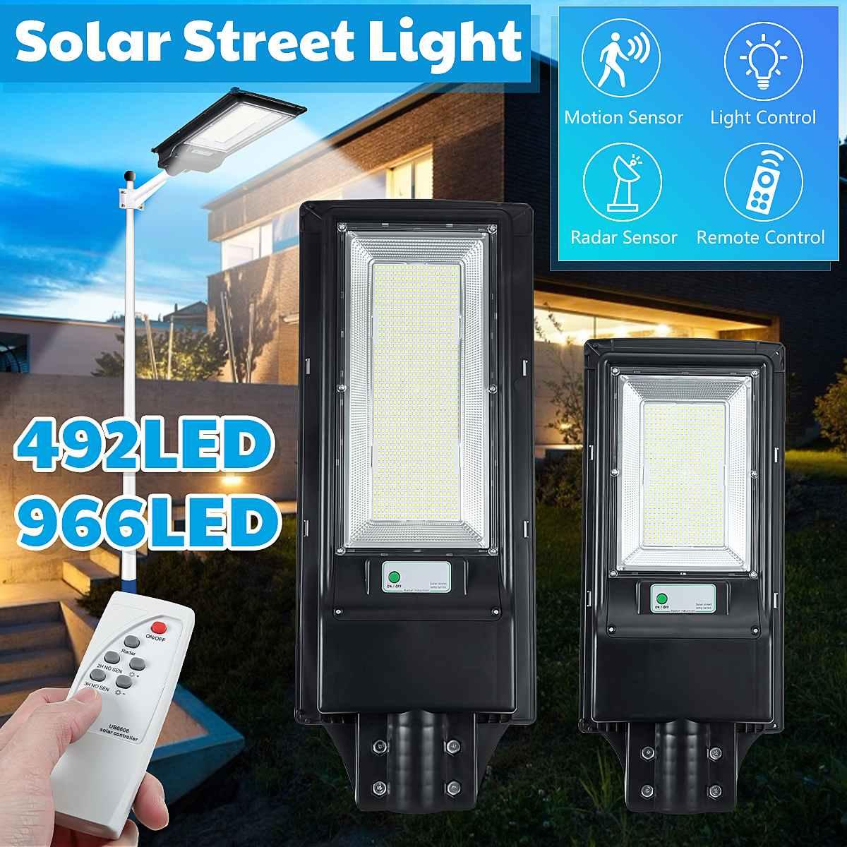 Noir Capteur solaire de corps de lampadaire solaire /à LED pour charge de panneau solaire lampe de jardin solaire