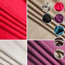 7 renk artı kadife kadife kumaş pantolon giyim giyim kumaş yumuşak malzeme Fabriscs metre başına ev tekstili