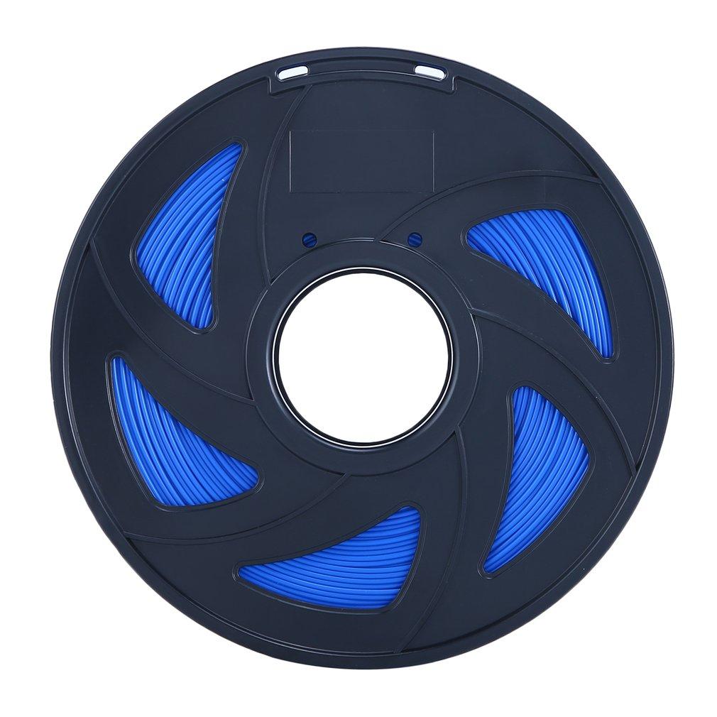 Le PLA lisse de Filament de 1KG 3D fournit le rouleau de matériaux d'impression de Filament d'imprimante 3D de 1.75mm pour l'imprimante 3D de stylo d'impression