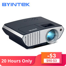 119$ Clearance Sale BYINTEK BL126 HDMI LCD Home Theater HD Video Portable LED Projector(China)
