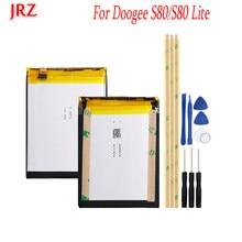 Batería de 3,8 V 10080mAh para Doogee S80 baterías de reemplazo de teléfono Bateria para Doogee S80 Lite con herramientas