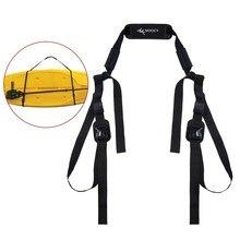 Heavy Duty Adjustable Padded Carry Strap Sup Shoulder Sling For Paddle Board SUP Sling System Surfboard Shoulder For Surfing
