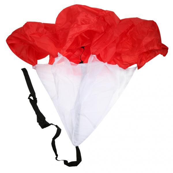 2pcs Speed Running Power Chute Football Soccer Training Resistance Parachute