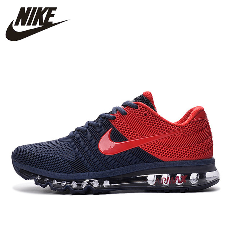 NIKE Air MAX 2017 Nike Running Shoes Full Palm Nano Disu Technology Sports Men Shoes Hot Sneakers 40-45
