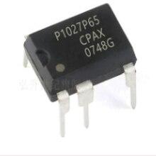 10pcs NCP1027P65 DIP-7 P1027P65 DIP7 1027P65 DIP New original