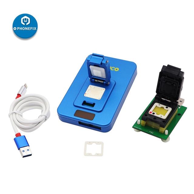 IP Magico Box 2th Nand HDD Programmer Upgrade IP BOX 2th NAND IC Chip Removal Read Writting Tool для iPhone /ipad NAND Error Repair