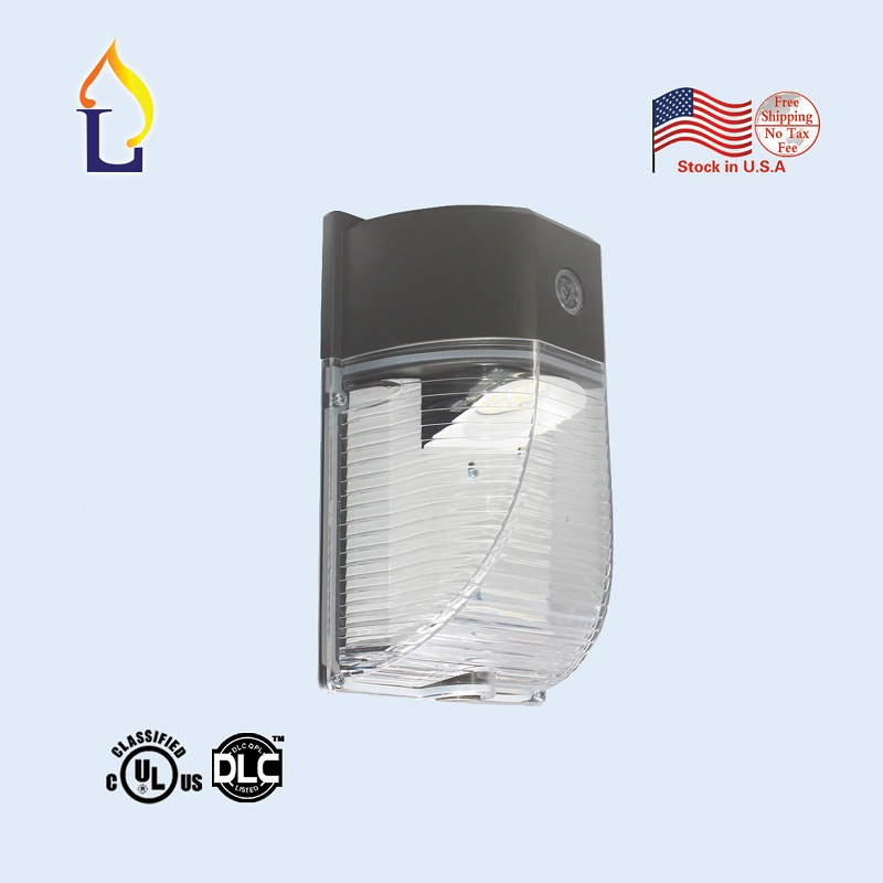 15w Dusk To Dawn Led Wall Pack Light