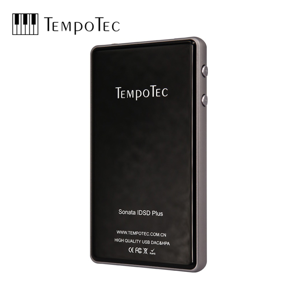 TempoTec Sonata iDSD Plus USB Portable DAC Support WIN MacOSX Android iPHONE True Blance Dual DAC Headphone Amplifier DSD HIFI