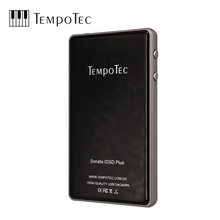 TempoTec Sonata iDSD Plus supporto DAC portatile USB WIN MacOSX Android iPHONE True Blance Dual DAC amplificatore per cuffie DSD HIFI