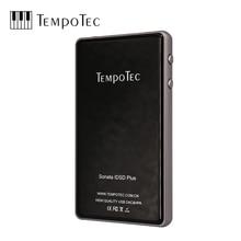 TempoTec Sonata iDSD artı USB taşınabilir DAC desteği WIN MacOSX Android iPHONE gerçek denge çift DAC kulaklık amplifikatör DSD HIFI