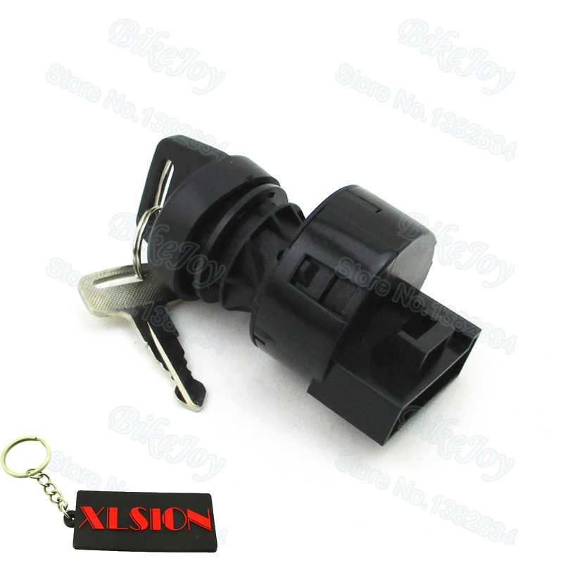 IGNITION KEY SWITCH FITS POLARIS SPORTSMAN 700 EFI 2004 2008 ATV NEW