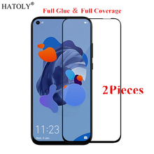 2Pcs For Huawei Mate 30 Lite Glass Tempered for Film HD Screen Protector